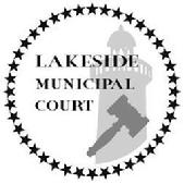 Logo for Lakeside Municipal Court